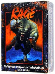 Rage Trading Card Game Base Set Starter Deck [60 Cards]