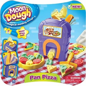 Spin Master Magical Molding Moon Dough Pan Pizza