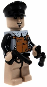COBI Blocks LOOSE Minifigure Air Force Pilot with Pistol & Binoculars BLOWOUT SALE!