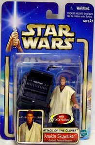Star Wars Saga 2002 Collection 1 Attack of the Clones #01 Anakin Skywalker [Outland Peasant Disguise]