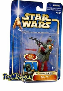 Star Wars Saga 2002 Collection 1 Return of the Jedi #08 Boba Fett [The Pit of Carkoon]