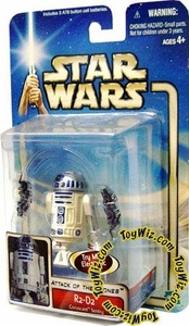 Star Wars Saga 2002 Collection 1 Attack of The Clones #14 R2-D2 Coruscant Sentry