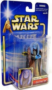 Star Wars Saga 2002 Attack of the Clones Orn Free Taa BLOWOUT SALE!
