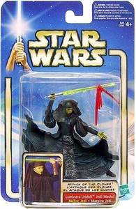 Star Wars Saga 2002 Collection 2 Attack of The Clones Luminara Unduli [Jedi Master]