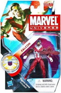 Marvel Universe 3 3/4 Inch Series 14 Action Figure #13 Falcon