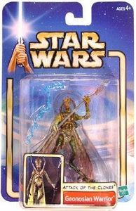Star Wars Saga 2002 Collection 2 Attack of The Clones #15 Geonosian Warrior