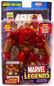 Marvel Legends Series 11 Action Figure Hulk Buster Iron Man [Legendary Riders Build-A-Figure]