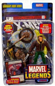 Marvel Legends Series 11 Action Figure Logan [Legendary Riders Build-A-Figure]