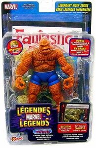 Marvel Legends Series 11 Action Figure Origin Thing [Legendary Riders Build-A-Figure] BLOWOUT SALE!