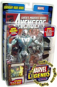 Marvel Legends Series 11 Action Figure Ultron [Legendary Riders Build-A-Figure]