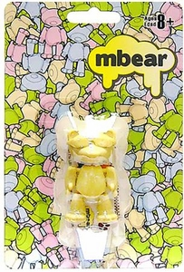 Stikfas Mbear Mini Figure Butternut