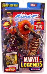Marvel Legends Series 11 Action Figure Vengeance [Legendary Riders Build-A-Figure]