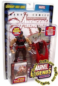 Marvel Legends Series 11 Action Figure Wonder Man [Legendary Riders Build-A-Figure] BLOWOUT SALE!