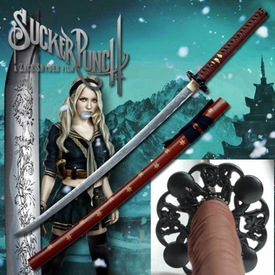 Sucker Punch Baby Dolls Sword Replica
