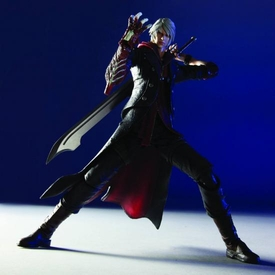 Play Arts Devil May Cry 4 Kai Action Figure Nero