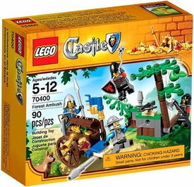 LEGO Castle Set #70400 Forest Ambush