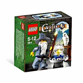 LEGO Castle Exclusive Set #5614 Good Wizard