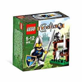 LEGO Castle Exclusive Set #5615 Knight
