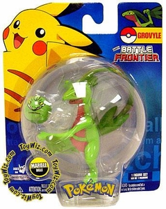 Pokemon Jakks Pacific Battle Frontier Series 2 Basic Figure Grovyle