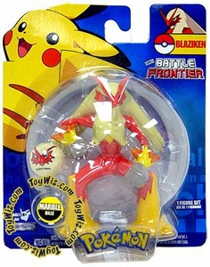 Pokemon Jakks Pacific Battle Frontier Series 2 Basic Figure Blaziken