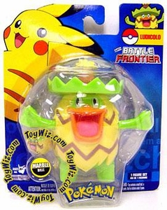 Pokemon Jakks Pacific Battle Frontier Series 2 Basic Figure Ludicolo