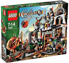 LEGO Castle Set #7036 Dwarves Mine