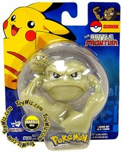 Pokemon Jakks Pacific Battle Frontier Series 2 Basic Figure Geodude