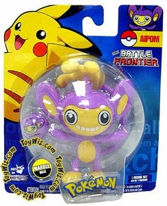 Pokemon Jakks Pacific Battle Frontier Series 2 Basic Figure Aipom