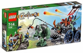 LEGO Castle Set #7038 Troll Assault Wagon