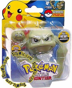 Pokemon Jakks Pacific Battle Frontier Series 1 Basic Figure Geodude