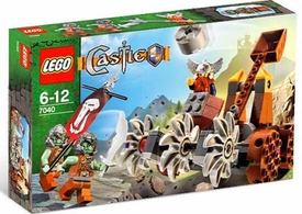LEGO Castle Set #7040 Dwarves Mine Defender