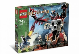 LEGO Castle Set #7093 Skeleton Tower