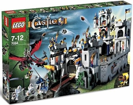 LEGO Castle Set #7094 King's Castle Siege