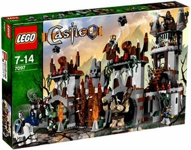 LEGO Castle Set #7097 Troll's Mountain Fortress