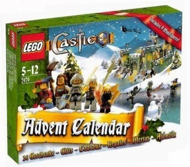 LEGO Castle Set #7979 2008 Advent Calendar