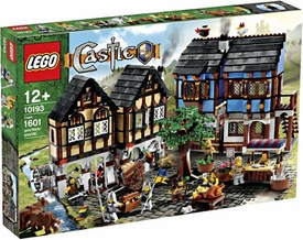 LEGO Castle Exclusive Set #10193 Medieval Market