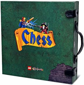 LEGO Castle Set #852001 Castle Chess Set