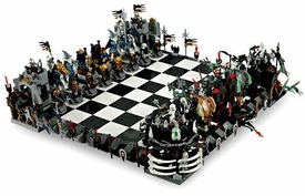 LEGO Castle Set #852293 GIANT Chess Set