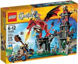 LEGO Castle Set #70403 Dragon Mountain