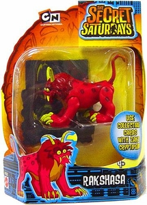 The Secret Saturdays Cryptid Mini Figure Rakshasa
