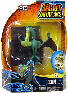 The Secret Saturdays Cryptid Mini Figure Zon