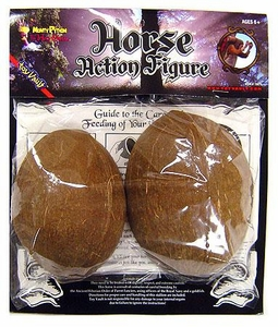 Monty Python Toy Horse Action Figure
