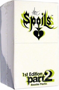 The Spoils Trading Card Game 1st Edition Part 2 Booster Box [12 Packs]
