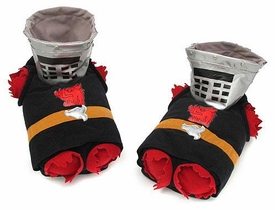 Monty Python Black Knight Plush Slippers