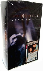 The X-Files Collectible Card Game CCG 101361 Booster BOX [36 Packs]