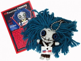 The Zumbies Walking Thread 2012 NYCC Exclusive Lucky Zombie Doll Keychain Conner
