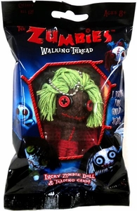 The Zumbies Walking Thread Lucky Zombie Doll Keychain Smitty