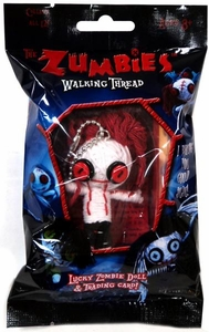 The Zumbies Walking Thread Lucky Zombie Doll Keychain Spencer