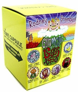 Time Capsule Art Capsule Toy Project Rodney Greenblat's Six Gods Random Booster Pack