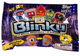 Topps Blinku Micro Monsters Booster Pack